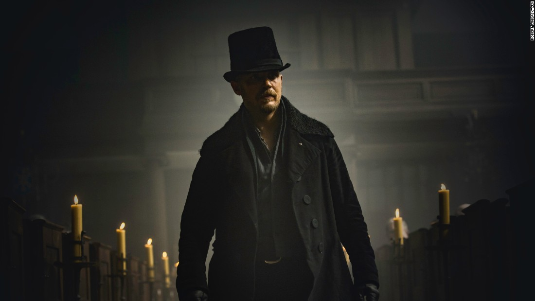 Tom Hardy Brings Star Power To FX's Grim 'Taboo'