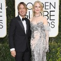 golden globes 2017 - Keith Urban and Nicole Kidman
