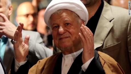 Former Iranian President Rafsanjani dies