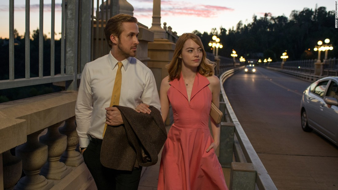 "<strong>Best screenplay: </strong>Damien Chazelle, ""La La Land"""