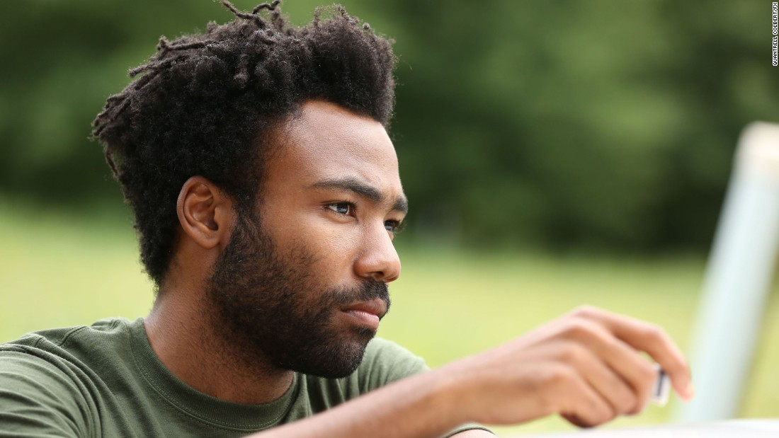 "<strong>Best actor in a television series -- musical or comedy:</strong> Donald Glover, ""Atlanta"""
