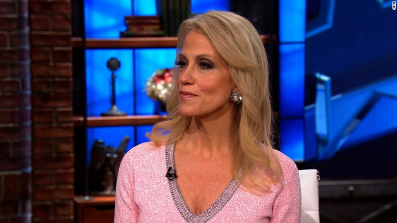 Conway fires back at Meryl Streep, Hollywood