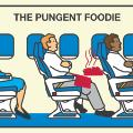 annoying passengers the pungent foodie