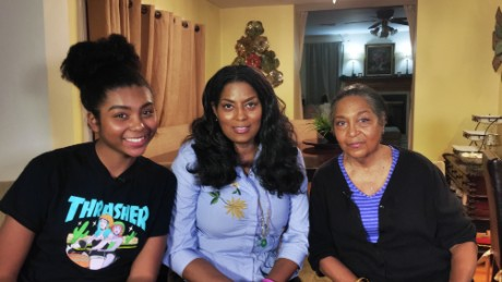 Ursula Phoenix, her daughter Chloe and her mother Barbara Keys reflect on the president's legacy.