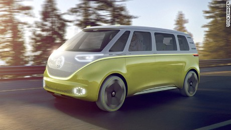VW unveils better, cheaper electric car.