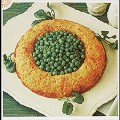 Carrot-ring-with-peas