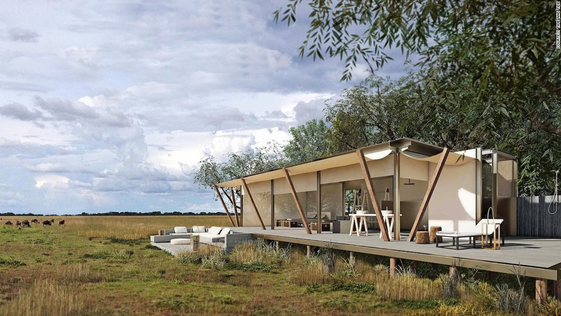 <strong>A photography-focused lodge in Zambia: T</strong>he King Lewanika Lodge, due to open its six luxury villas in April 2017, will offer dedicated photography safaris.