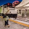 amtrak colorado ski train denver station