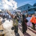 amtrak colorado ski train arrival slopes