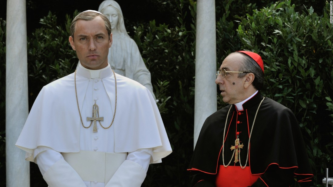 HBO's 'The Young Pope' Hasn't Got A Prayer