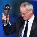 claudio ranieri fifa awards