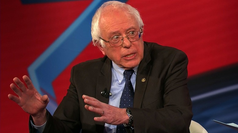 Sanders urges Dems against obstructing Trump