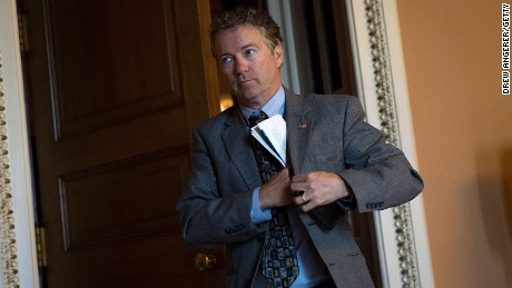 "3 reasons Rand Paul calls GOP repeal plan ""Obamacare Lite"""