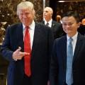 Donald Trump Jack Ma 0109