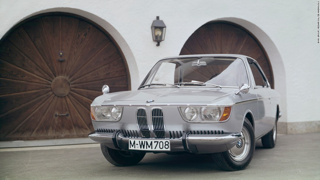 1967 BMW 2000 CS Coupe