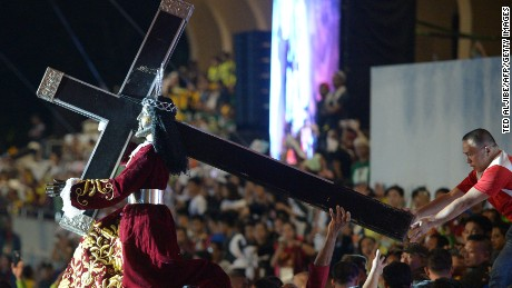 The annual festival of the Black Nazarene is a potentially hazardous religious festival, made more dangerous by a possible threat from Islamic extremists.