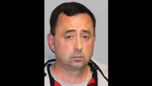 Former USA Gymnastics team doctor Larry Nassar