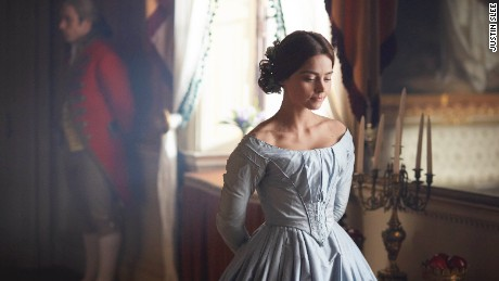 "Jenna Coleman in PBS' ""Victoria"""