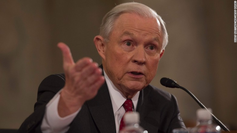 Unprecedented criticism of Senator Sessions
