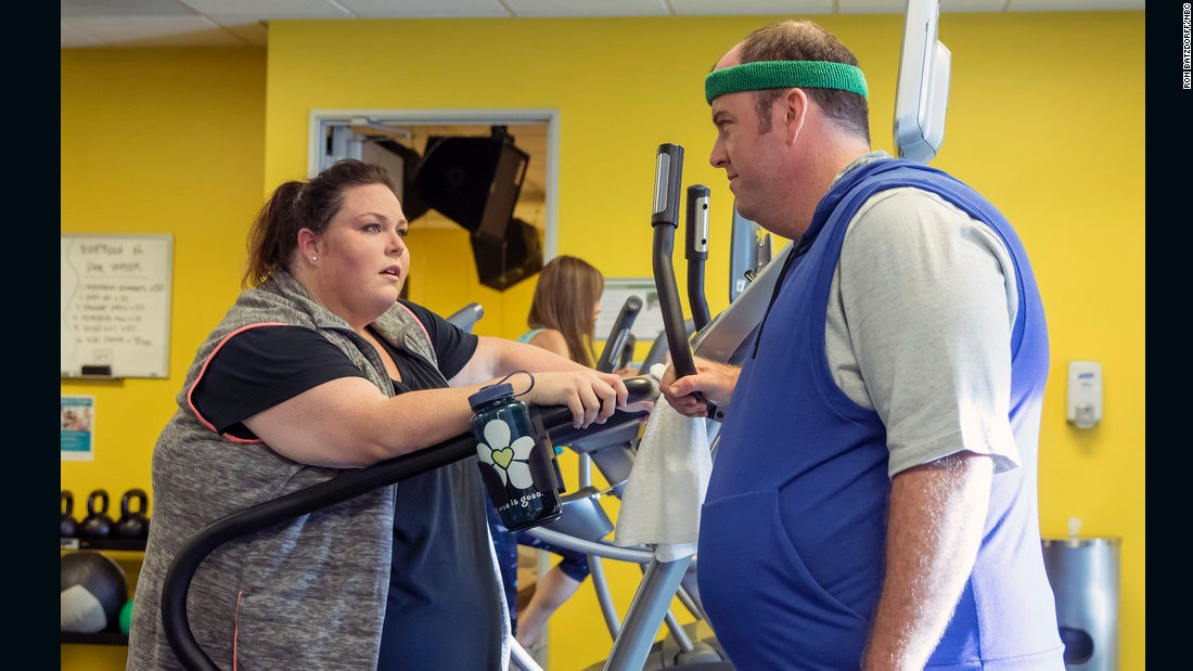 'This Is Us' Star Defends Co-star's Fat Suit