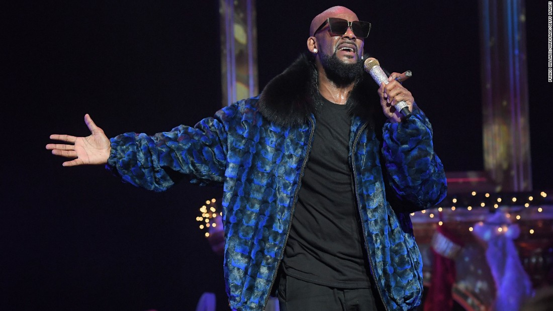 Singer R. Kelly turned 50 January 8.