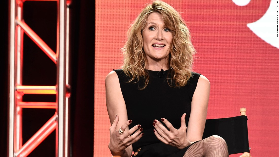 "Actress Laura Dern will not only star in ""Twin Peaks"" this year, but she also celebrated her 50th birthday on February 10."
