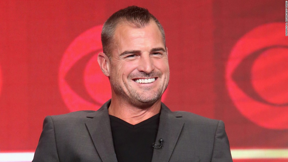 """CSI"" star George Eads turns 50 on March 1."
