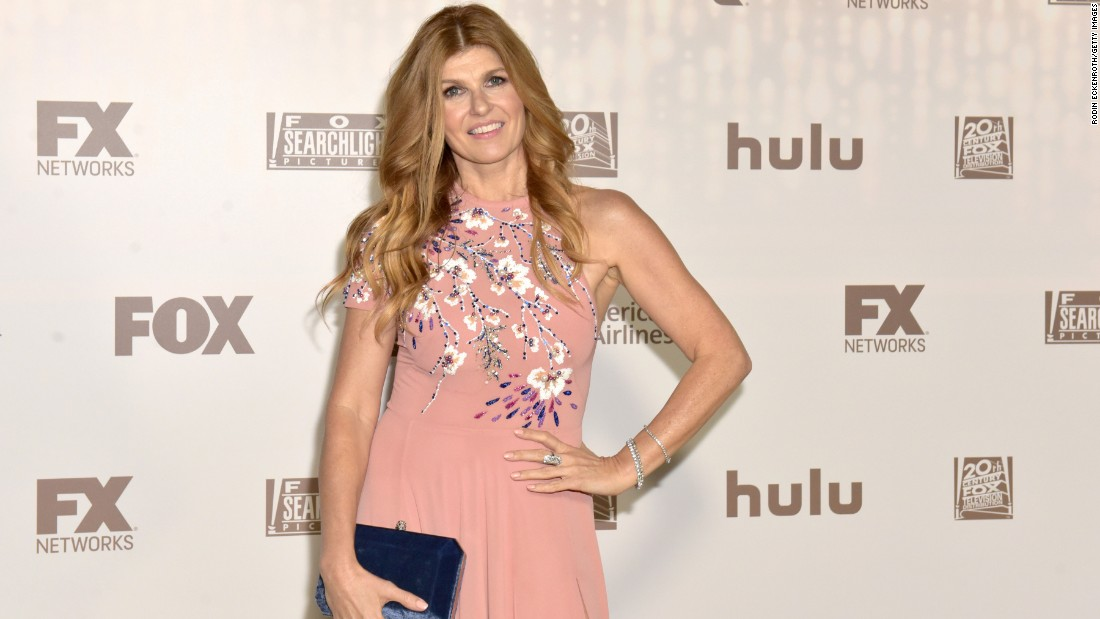 "We don't know if Connie Britton will be in ""Nashville"" or not on her special day. She turns 50 on March 6."
