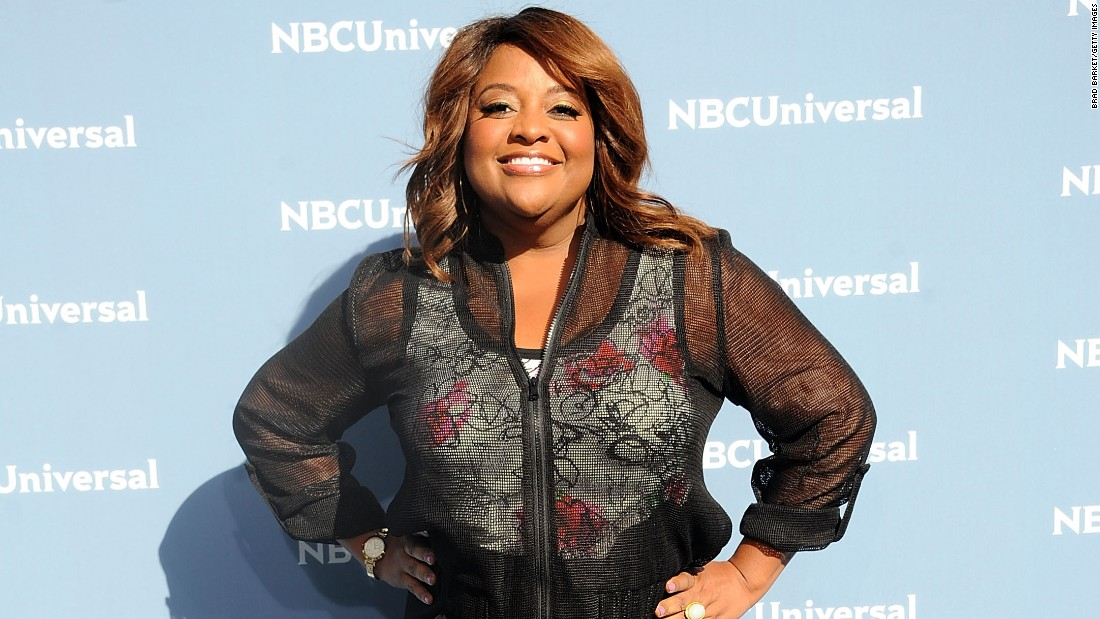 "Hopefully Sherri Shepherd will enjoy ""The View"" from wherever she celebrates on April 22."