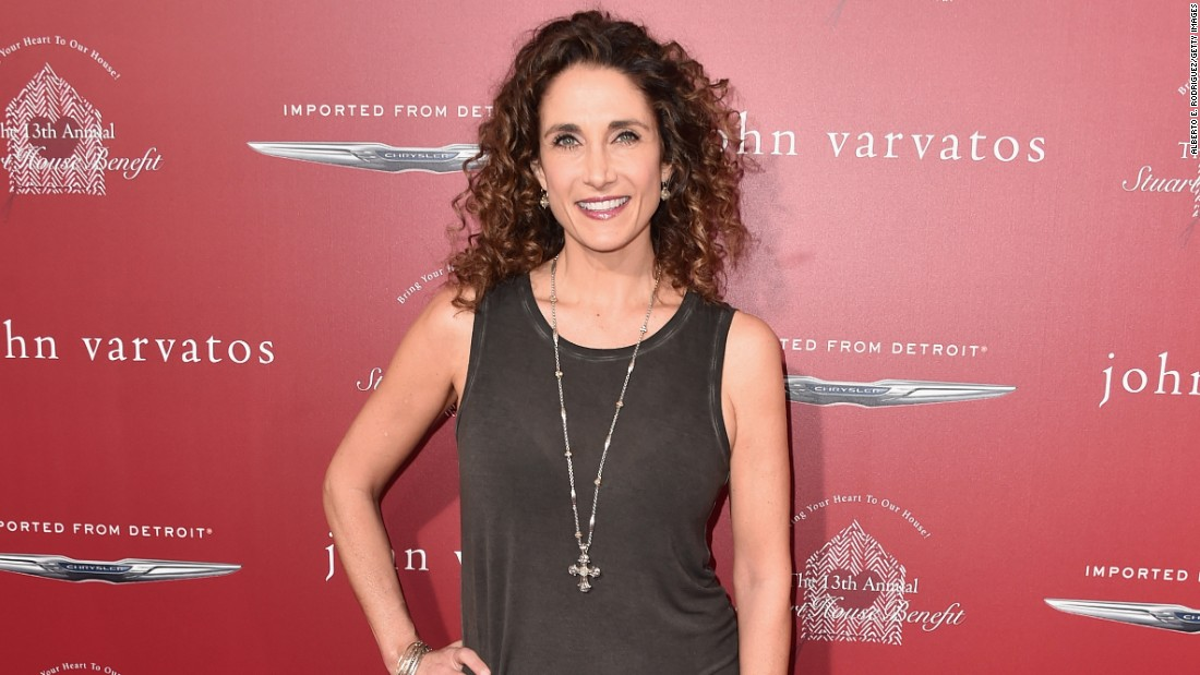 """CSI: NY"" star Melina Kanakaredes celebrates her birthday on April 23."