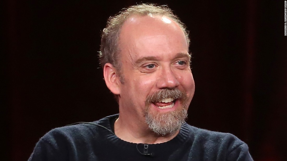 "We don't anticipate that Paul Giamatti's day went ""Sideways"" on June 6."