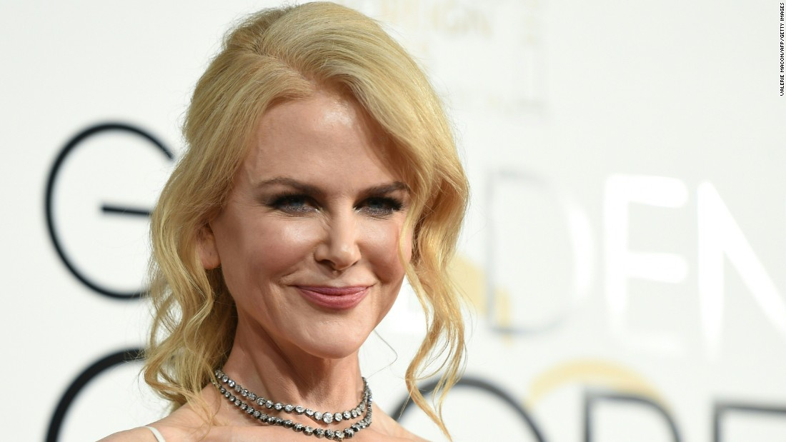 Nicole Kidman is a superstar, and she was sure treated like one for her 50th on June 20.