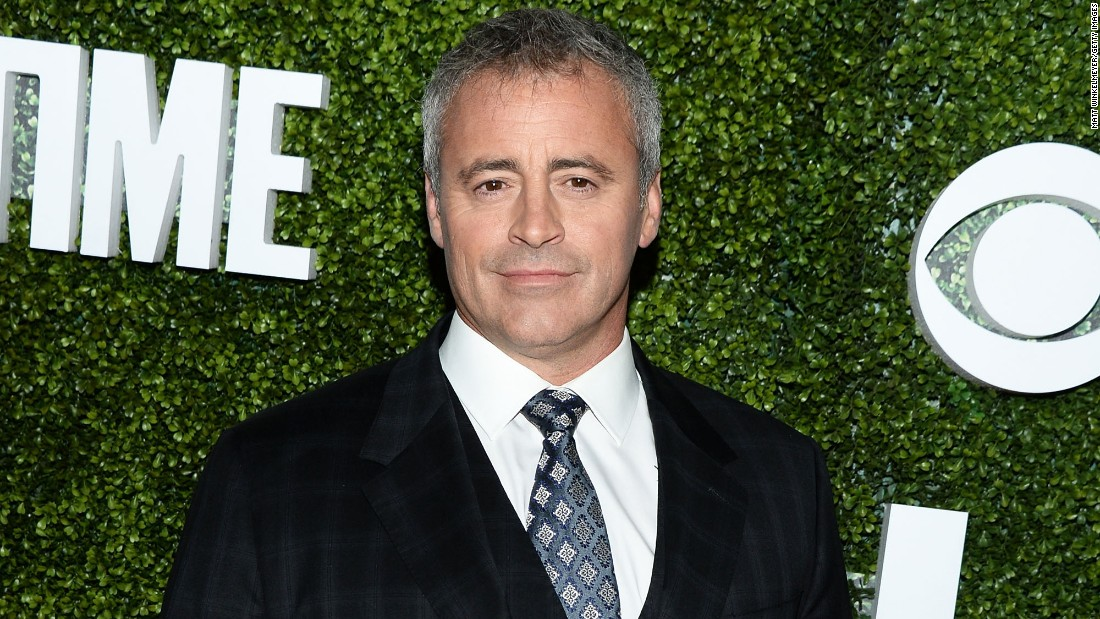 """Friends"" can fete Matt LeBlanc on July 25."