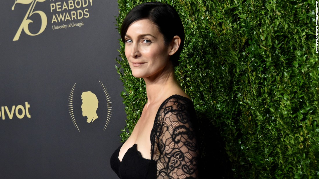 "Carrie-Anne Moss, star of ""Jessica Jones"" and ""The Matrix,"" gets her day on August 21."