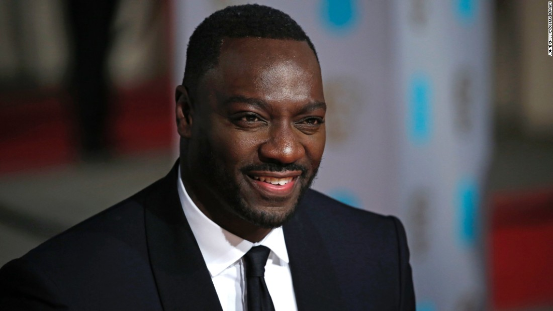 Actor Adewale Akinnuoye-Agbaje also turns 50 on August 22.