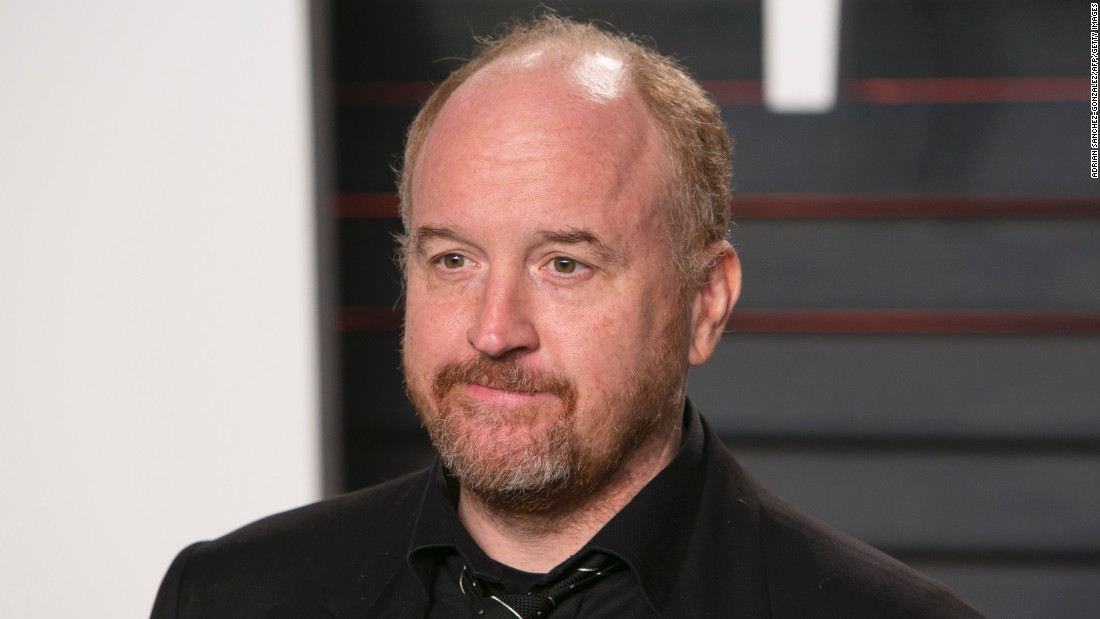 Comedian Louis C.K. hits his milestone on September 12.
