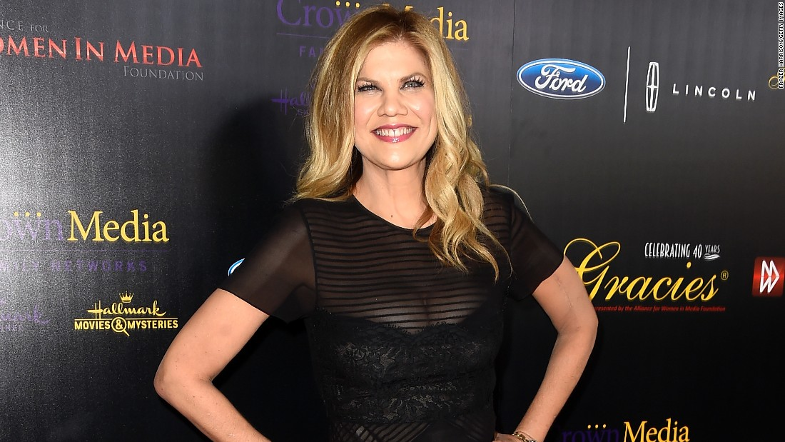 """3rd Rock from the Sun"" star Kristen Johnston can get her shine on September 20."