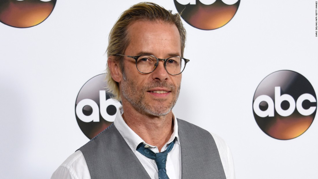 You can wish actor Guy Pearce a happy birthday on October 5.