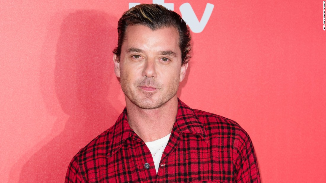 Rocker Gavin Rossdale has his special day on October 30.