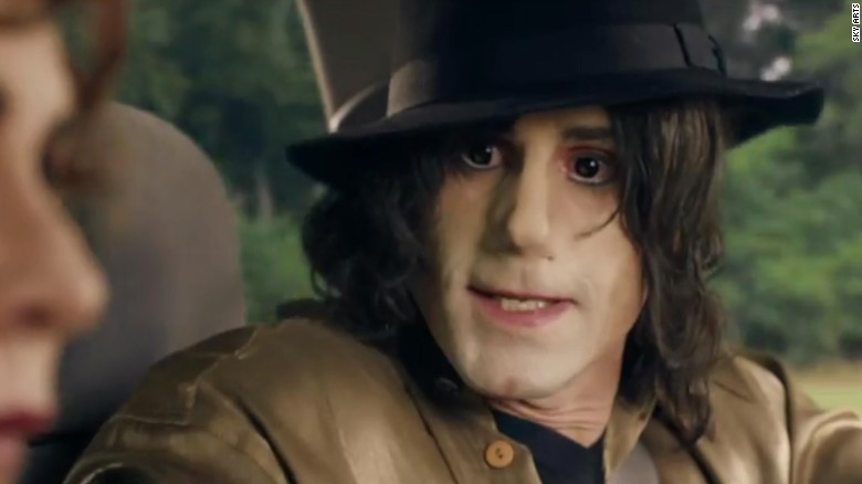 Backlash over actor playing Michael Jackson