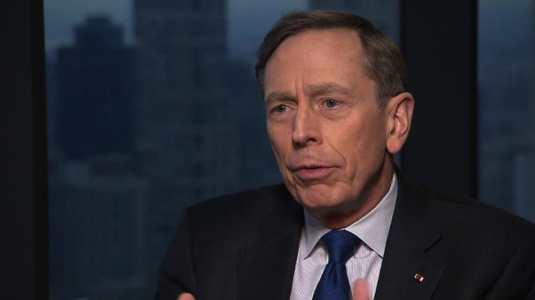 Petraeus: Trump won't reintroduce torture