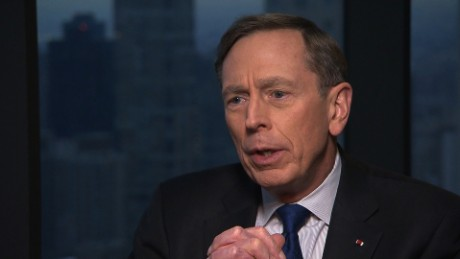 Petraeus: I would have taken job with Trump