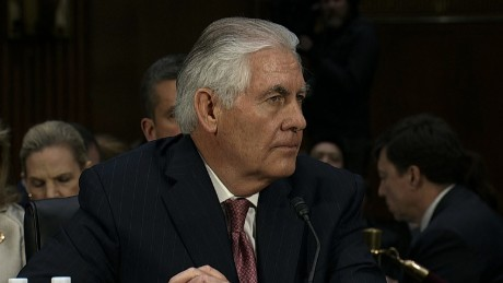 Tillerson slams China over South China Sea