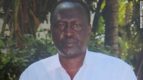 Tom Lwanga played for Uganda at the AFCON in 1978.