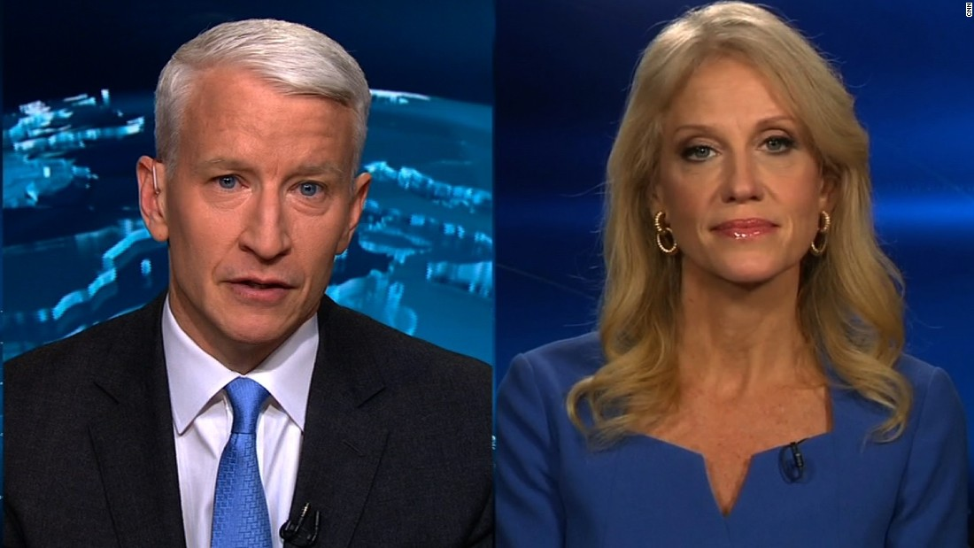 Anderson Cooper, Trump adviser clash over Russia report