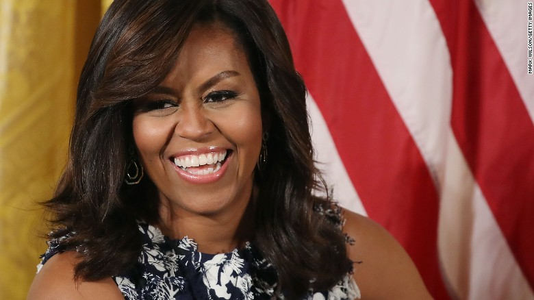 Michelle Obama's top moments as first lady