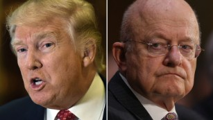 James Clapper: Defending democracy from Trump