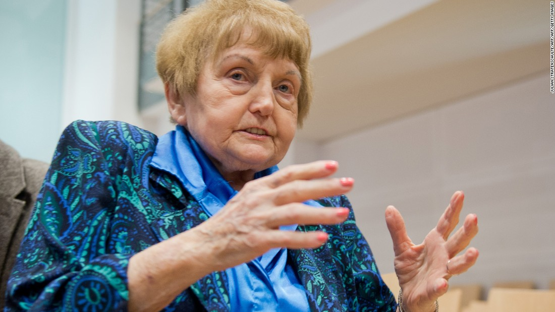 "For <a href=""http://edition.cnn.com/profiles/max-foster"">Foster</a>, heroism goes by the name of Eva Kor. At 10 years old  in 1944 she entered Auschwitz, and was quickly orphaned. She and her twin sister survived but at a terrible cost, forced to endure the experiments of Nazi doctor Josef Mengele. Remarkably, years later Kor would preach forgiveness, and has been spreading the word through her foundation CANDLES.<br /><br />""She was the ultimate survival story,"" says Foster. ""It's extraordinary, the interview, because it starts in utter desperation but ends in a very hopeful situation ... She's so utterly unselfish. It can't be easy for her, doing what she's doing, but she's doing it to give back to the world.""<br /><br /><a href=""/2017/01/12/world/my-hero-max-foster-eva-kor/index.html"" target=""_blank"">Find out more about Eva Kor's story.</a>"