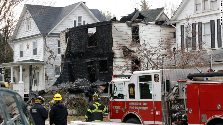 6 children missing after house fire