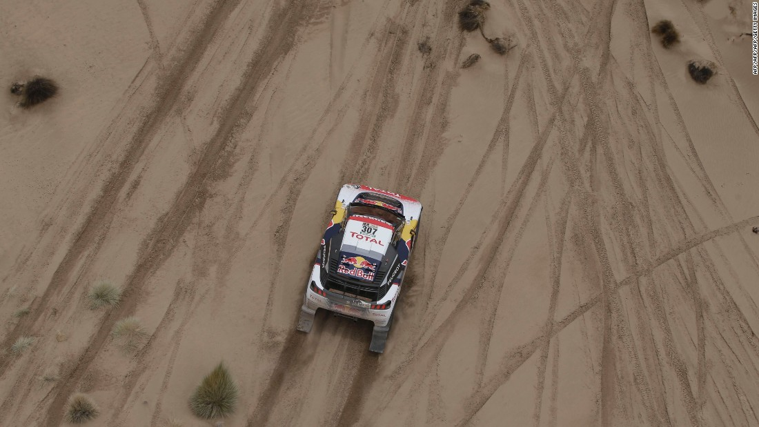 Motorsport adventurers and their speed machines are testing their limits in a 9,000-kilometer route across South America in this month's epic Dakar Rally.